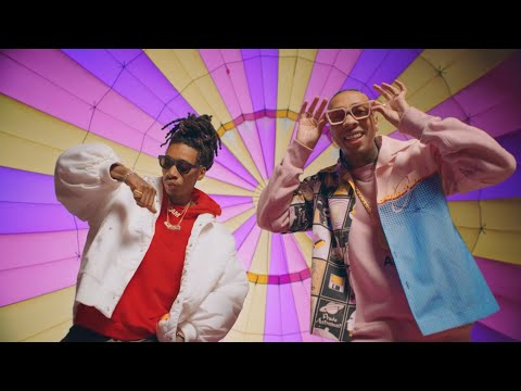 Wiz Khalifa feat. Tyga - Contact