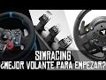 ¿Cuál es el mejor volante para empezar en el simracing?