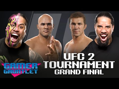 Jimmy Uso vs. Jey Uso: UFC 2 Tournament Grand Final — Gamer Gauntlet