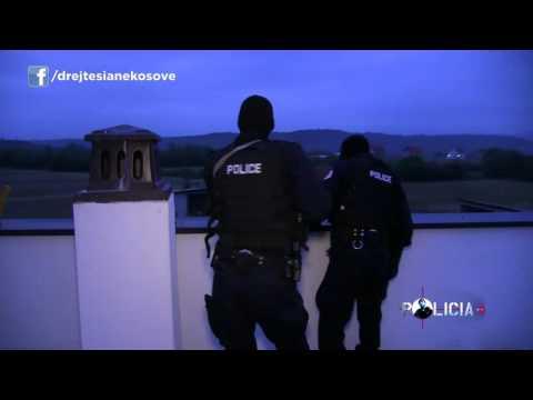 Policia e Kosoves: Bastisje pas Vrasjes ne Prizren