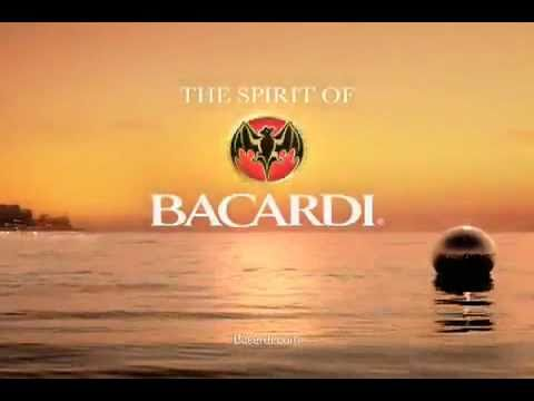 Bacardi Commercial  Island
