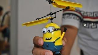 Купить летающего миньона, интернет магазин детских игрушек(Наш интернет-магазин - http://simshop.biz/ Наша группа в