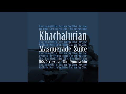 Masquerade Suite: II. Nocturne