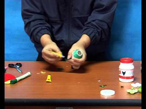 Alat Permainan Edukatif Botol Aroma 02 Youtube