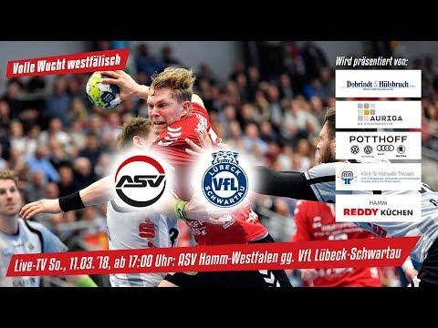 ASV Hamm-Westfalen gg. VfL Lübeck-Schwartau