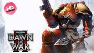 Dawn of War II - Meridian Nights (Noobies Grim Dark Future Remix) (HD)