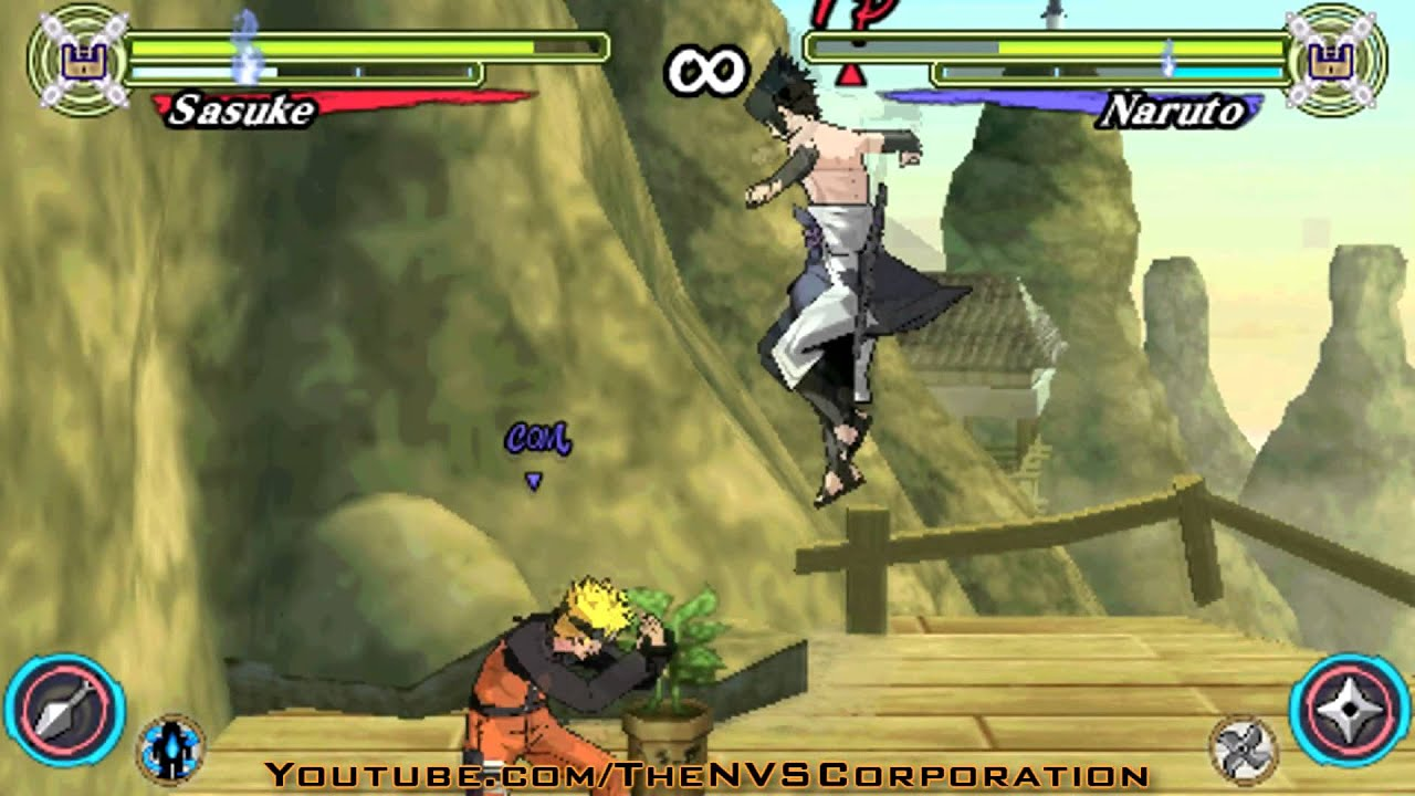 download naruto accel 3 iso english