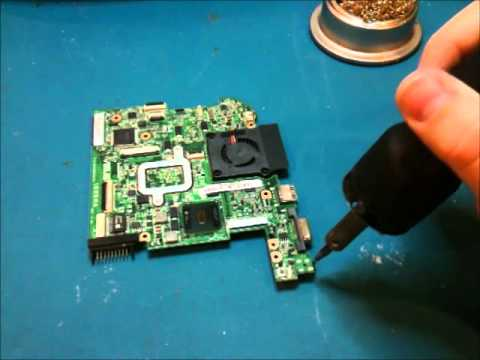 Baltimore Computer Repair - How To Repair Your Laptop DC Jack Battery Wont Charge