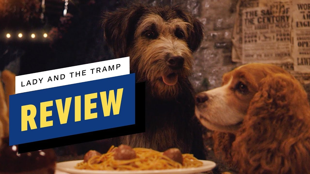 Lady And The Tramp Review Tessa Thompson Justin Theroux Youtube