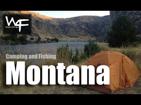 "W4F - Camping and Fishing ""Montana"" Webisode #5"