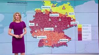 So wird das Wetter: Sturmtief Friederike schüttelt Deutschland ordentlich durch