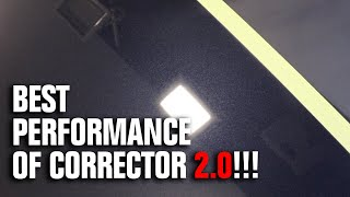 Best performance of car polish Corrector 2.0 Heavy cut compound