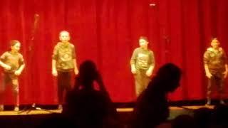 Zus trstena tanec Video
