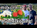 Roadtrip - Smultronstället i Söderköping, Spökjakt? Köpt en El scooter!