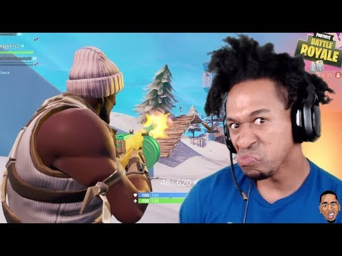 JUST CALL ME THE GOAT! Fortnite Gameplay {Squads W/ Randoms}