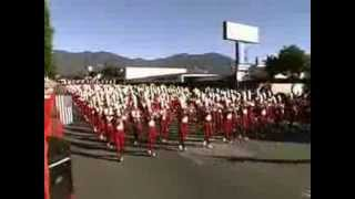Arcadia High School Apache Marching Band  - Boys of the Old Brigade
