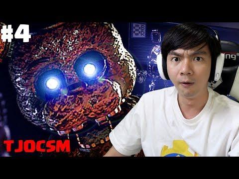Terror di Ruang Tamu - The Joy Of Creation Story Mode - Indonesia #4