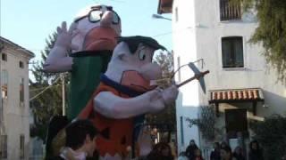 Carnevale 2006 di Schio The Flintstones. (Parte 1/3)