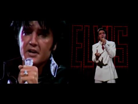 Elvis Presley with The Royal Philharmonic Orchestra: If I Can Dream HD