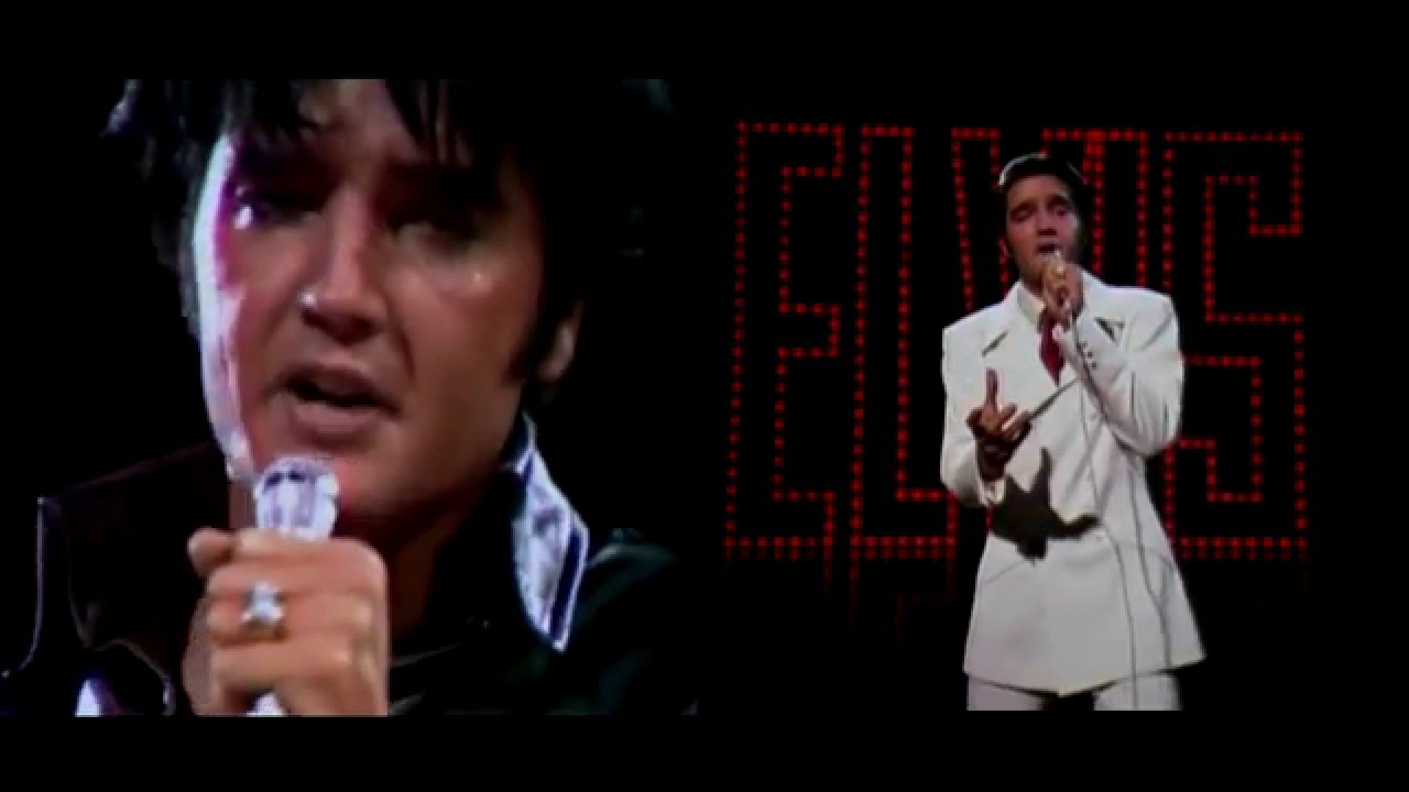 Elvis Presley with The Royal Philharmonic Orchestra: If I Can Dream (HD)