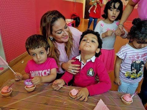 Abu Dhabi de ingilizce anaokulu kuran kadın girişimci, Deerfields nursery