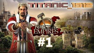 FORGE OF EMPIRES #1 | JUEGO DE NAVEGADOR | GAMEPLAY PC | EN ESPAÑOL