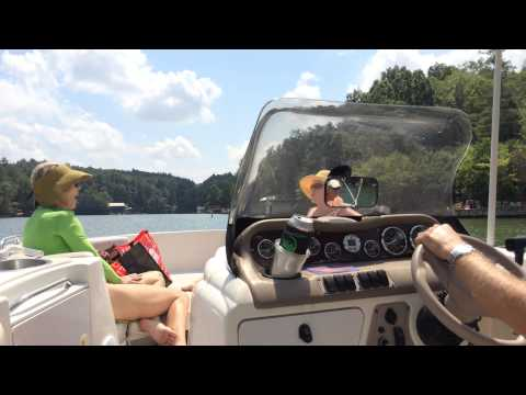 Lake Lure lifestyle and boating