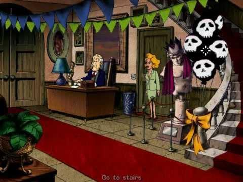 Hollywood Monsters - Part 1 Game Walkthrough
