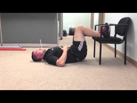 90/90 Breathing with Posterior Tilt - YouTube