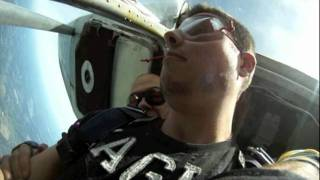 Chris Clifford Skydive!