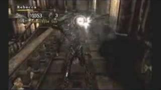 Resident Evil Umbrella Chronicles Zombie Massacre Gameplay