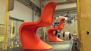 How Was it Made? The Panton Chair