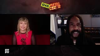 """SYFY's """"Metal Crush Mondays""""  Sevendust's Lajon Witherspoon Recounts Ghostly On-Stage Encounter HD"""