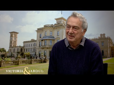 Stephen Frears: I Knew Nothing About The Story Of VICTORIA & ABDUL