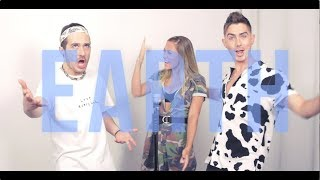 &quotEarth&quot - Lil Dicky ft. Justin Bieber, Ariana Grande &amp 27 more [COVER BY THE GO ...