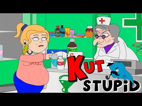 KuTstupid - Кот в аптеке