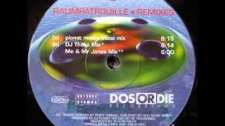 Kosmonova - Raumpatrouille (DJ Thoka Mix)