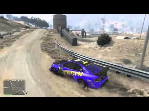 Gta 5 Rally Racing