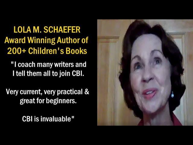 Lola M Schaefer: CBI is Invaluable