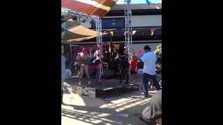 Lagunitas Beer Circus - Gravel Spreaders - Fat Bottomed Girls - May 19, 2013 VIDEO0248