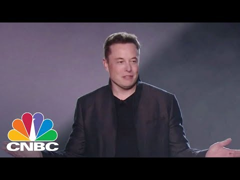 Elon Musk Just Unveiled The SpaceX Spacesuit   CNBC