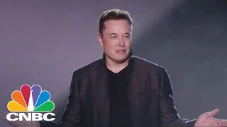 Elon Musk Just Unveiled The SpaceX Spacesuit | CNBC
