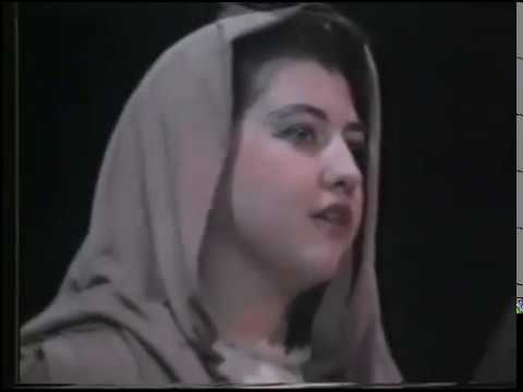 Ancient Greek theater performance: Phoenician women, Euripides, Thessaloniki theater