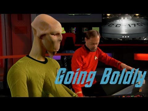 Star Trek New Voyages, 4xV4, Going Boldly, Subtitles