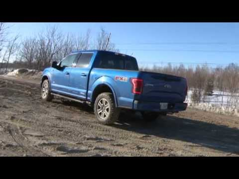 2015 Ford F-150 2.7 EcoBoost FX4 | autoTRADER.ca Test Drive Review