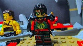 LEGO Ninjago Curse of Morro EPISODE 2 - Aeroblades