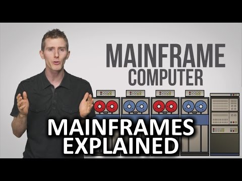 What are Mainframes?