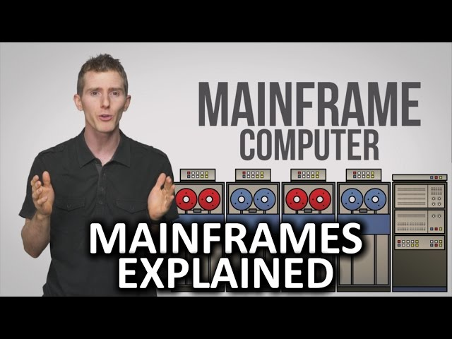 what-are-mainframes