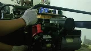 Honda motor bilan ta'mirlash benzin generator 630 GX
