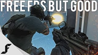 A Free To Play Fps That's Actually Good